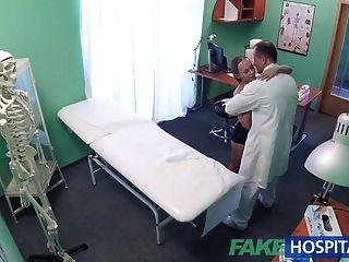 fake hospital bom sexo duro com paciente após terremoto