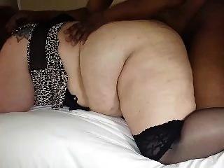 esposa cumming novamente no bbc bull. última parcela