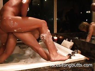 um bom banheiro, foda