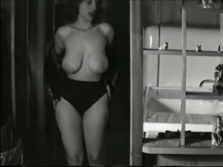 modelo de pinup busty 1950 eleanor ames