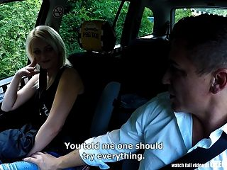 realidade inacreditável estranhos voyeurs assistindo táxi checo
