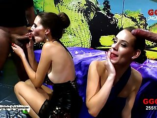German goo girls viktoria e lana best cum putas