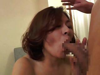 sexy japonês maduro (censurado)