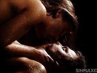 sexo lento sensual e corrida