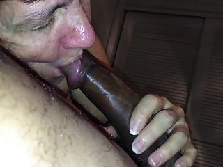 granny no teeth great blowjob