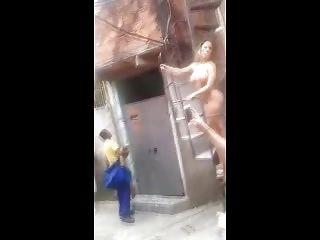 Tranny nu na favela