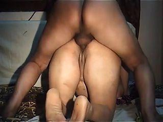 esposa de Desi fodida com dificuldade pelo marido