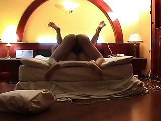 casal coreano amador fodendo no hotel
