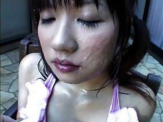 garota japonesa come esperma congelado