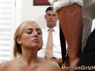 masturbando mormon adolescente