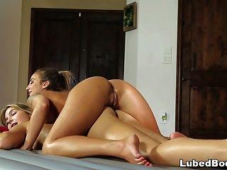 massagem antes da minha festa de despedida de solteiro blair williams, layla