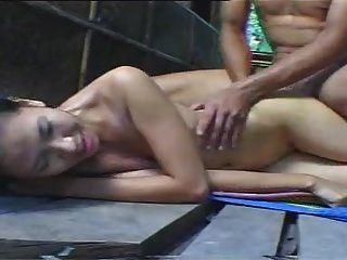 sexo quente na selva