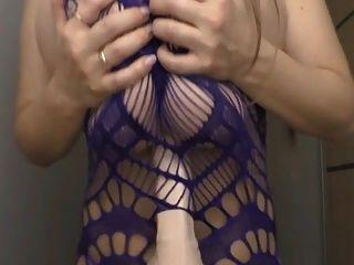 titjob de lingerie