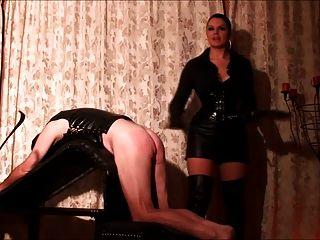 disciplinado por sua amante