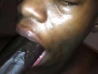 bocado de dick comendo