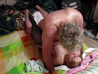 Rússia big tit blonde milf passionate missionary fuck