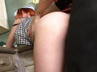 sb3 ajudando não seu pai na cozinha!