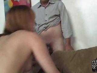 marido observando sua esposa fodida por bbcs