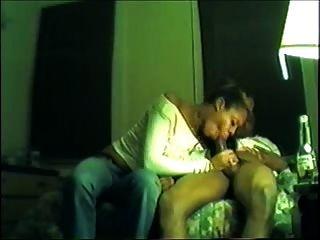 Ebony bj e cum swallow