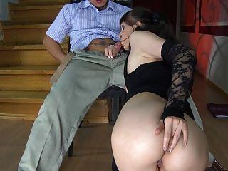 anal maduro