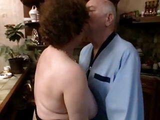 vovó francesa olga e esposo