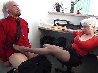 secretário domina seu chefe mfl