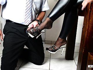 terapia de ordenha dos escravos