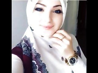 bela menina hijab