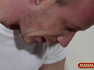 massagem alemã de óleo