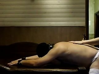 strapon na sauna