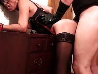 granny anal asiática