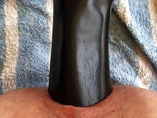 grande anal dildo dor