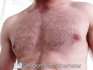 gayroom injeção apertada espólio em trio quarto