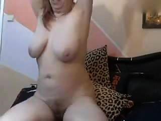 prostituta webcam madura e seu show solo selvagem
