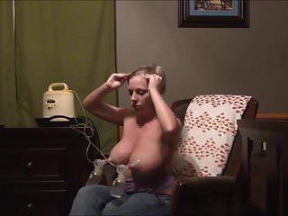 bombeamento de leite materno. novamente