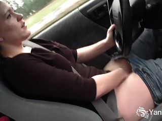 yanks cutie lou lebonne cums no carro