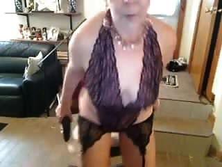 velha vovó se masturbando