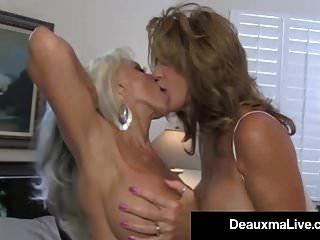 texas cougar deauxma relógios como sally dangelo bate marido!