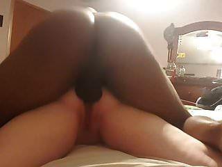 casado galo negro puta anal creampie