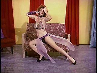provocação peituda vintage peitos grandes dos anos 50