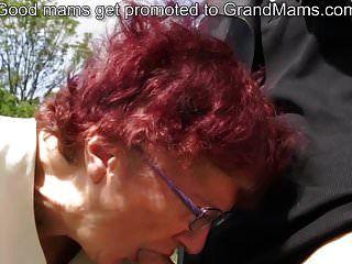 80 anos de idade vovó alemão chupando pau