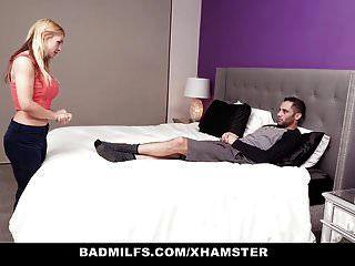 badmilfs seduzido por madrasta sexy de namorados