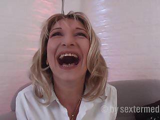 mutti beim casting de sexo