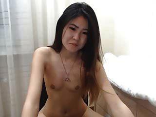 sexy garota coreana esguicha na cam