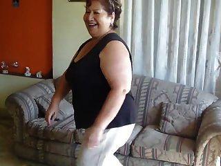 dança da avó mexicana