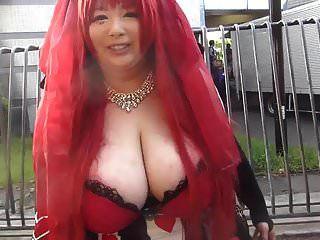 menina japonesa com peitos enormes (parte 1)