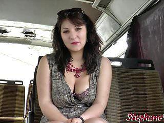 mylen bela puta tem seios grandes fodido pelo mart pervertido