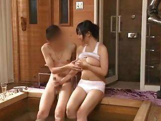 azusa nagasawa na sauna senhora ocupação parte 5