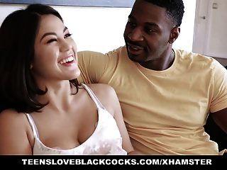 tlbc asian girl loves negra caralho