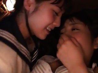 alunas japonesas lésbicas av